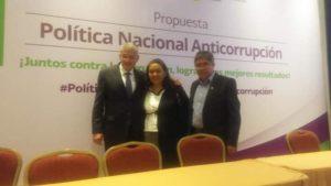 Lanzamiento de la Política Nacional Anticorrupción