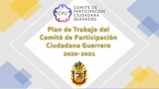 Plan de Trabajo 2020-2021