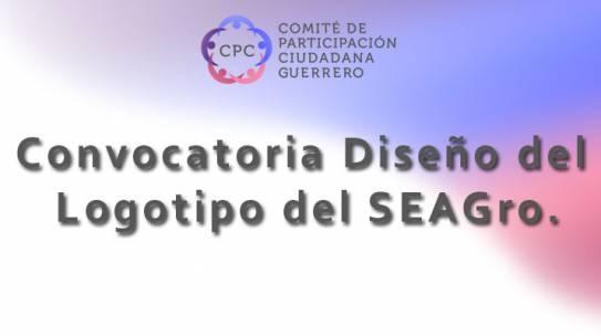 Convocatoria para el Diseño del Logotipo del SEAGro.